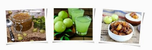 Picture of Amla Recipes