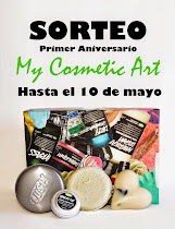 "Sorteo en ""My Cosmetic Art"""
