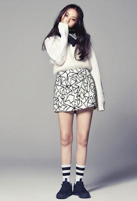 Sohee 1st Look Magazine Vol. 96
