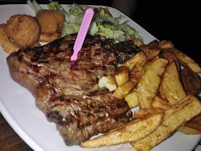 16oz Rib Eye Steak Bristol