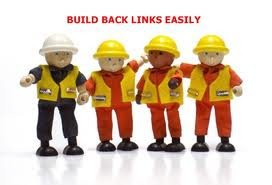 Build Back Links Easily