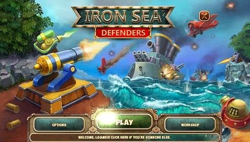 Download PC Games Iron Sea Defenders
