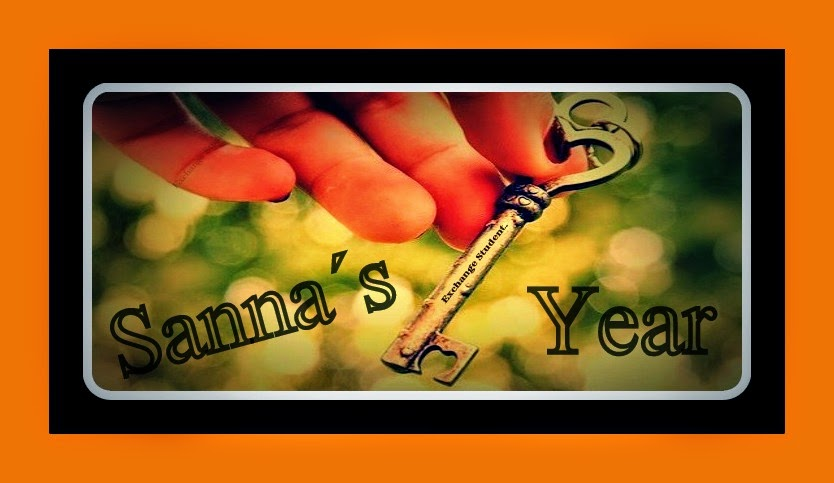 Sanna´s Exchange Year