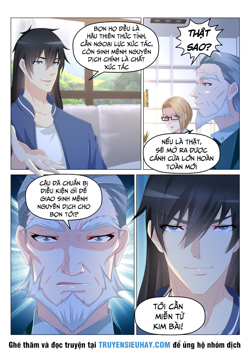 Trọng Sinh Đô Thị Tu Tiên Chap 177 page 8