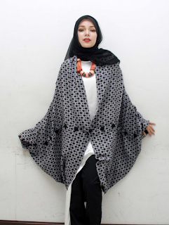 Baju Muslim Artis Dewi Sandra
