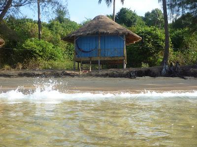 (Cambodia) - Koh Ru Island - Bungalow