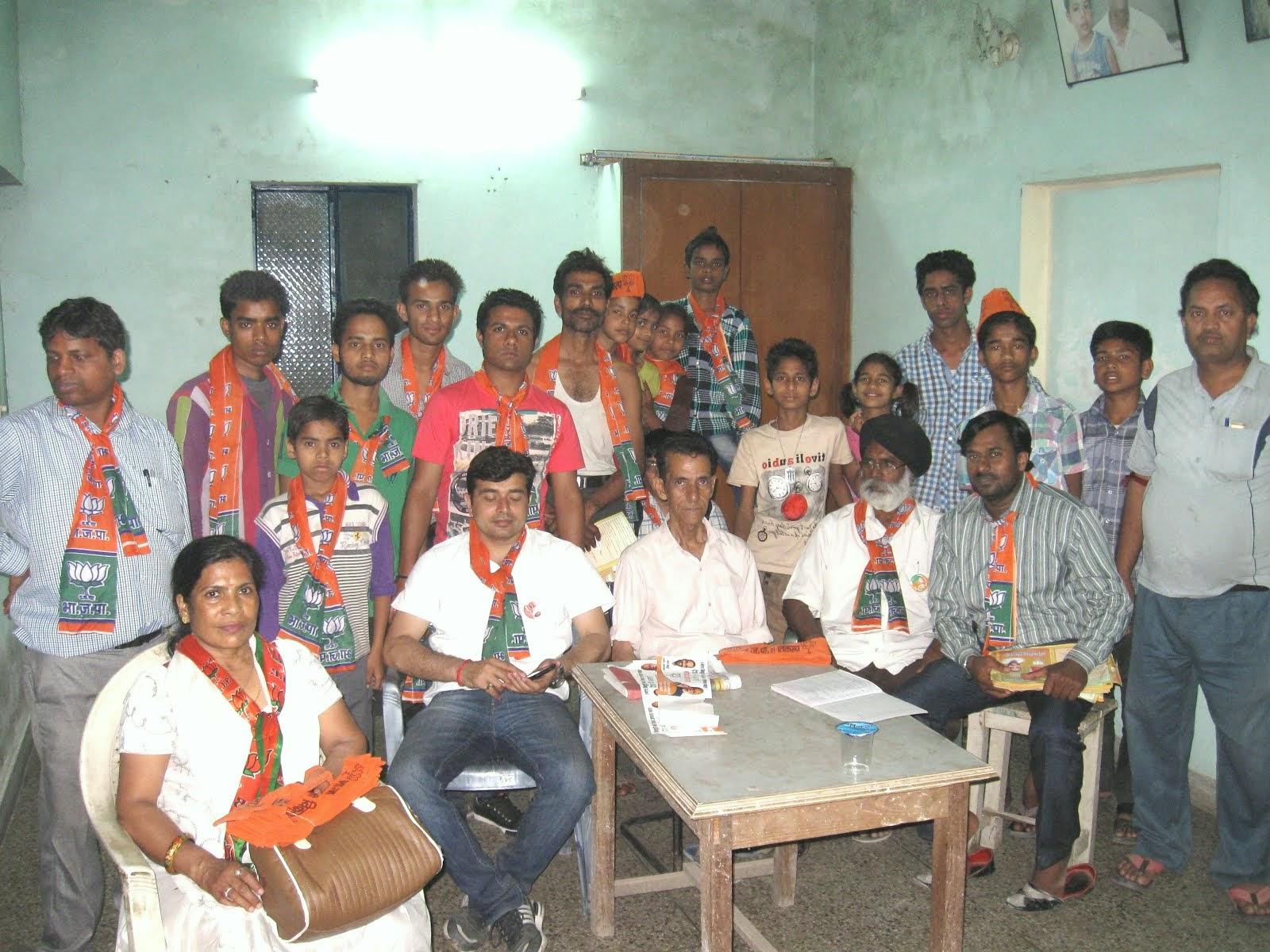 2014,Lok Sabha elections campaign