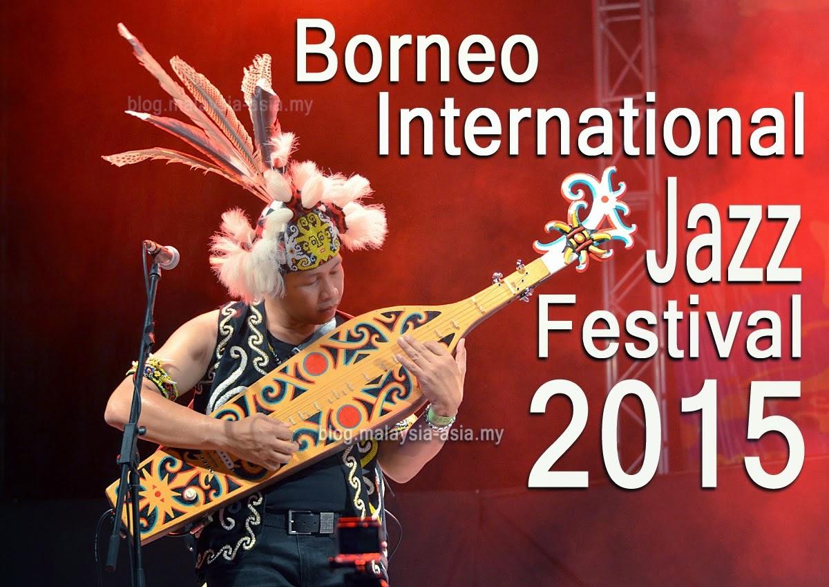 2015 Borneo Jazz Festival
