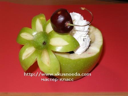 GarnishFoodBlog - Fruit Carving Arrangements and Food ...
