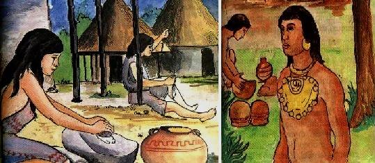 la cultura chibcha: