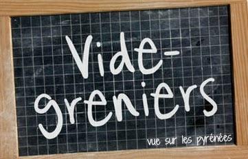 Gelos : vide greniers usvg 2014