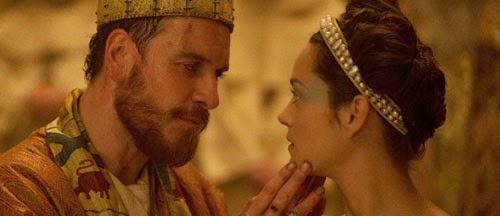 First Macbeth Movie Clips and Images