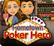 เกมส์ Hometown Poker Hero