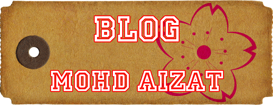 Blog Official Mohd Aizat
