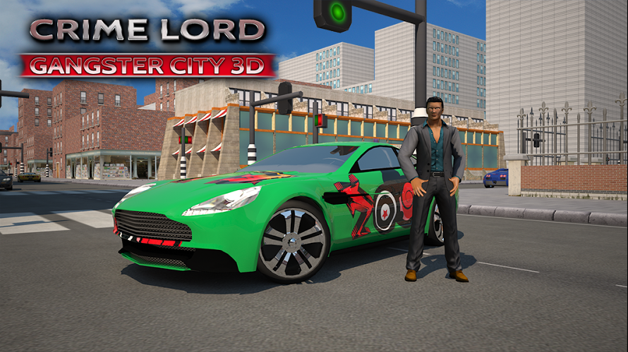 Crime lord: Gangster City 3D Gameplay Android