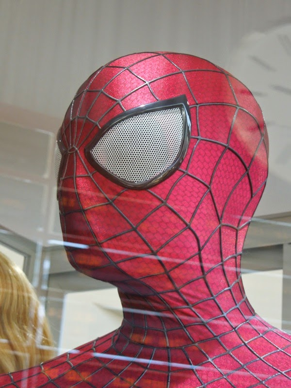 Amazing Spider-man 2 film mask