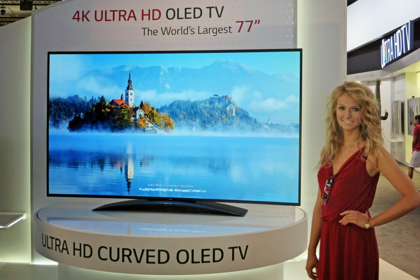 Sony ULTRA HD OLED TV