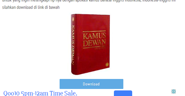 Membuat Button Demo dan Download ala Kang Ismet