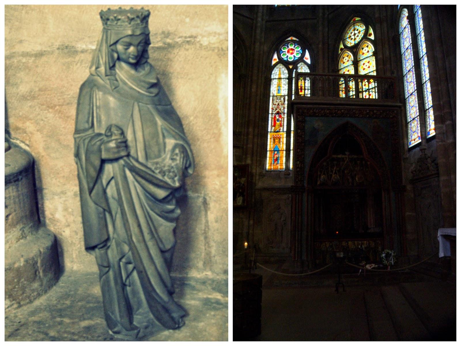 święta Elżbieta Węgierska grób