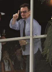 Bono amo você meu amor...