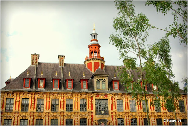 Grand'Place - Lille - Vieille Bourse