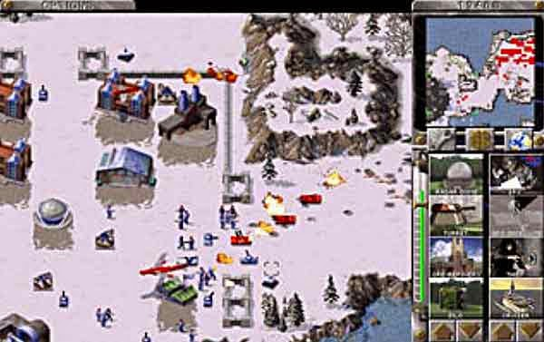 Download Free RTS Games - Command & Conquer Red Alert