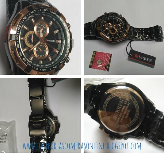 reloj watch comprar por internet