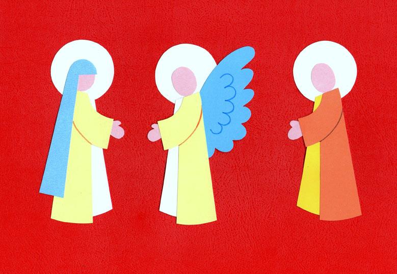 tarjetas navideas para nios