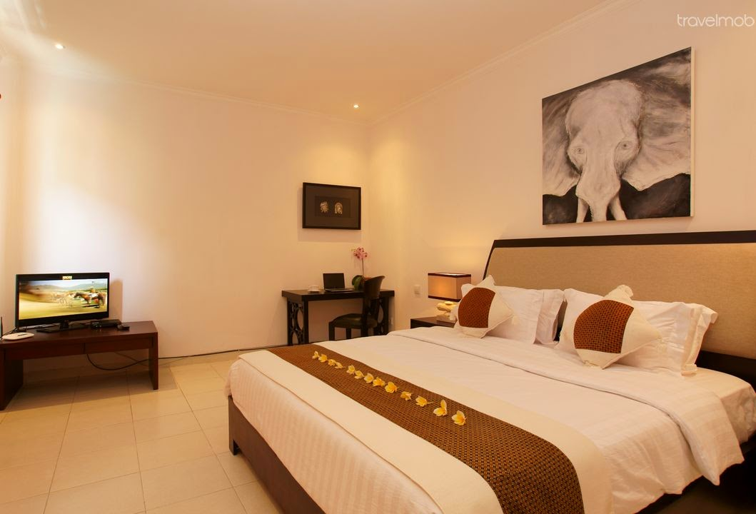 One bedroom villa in Seminyak - room