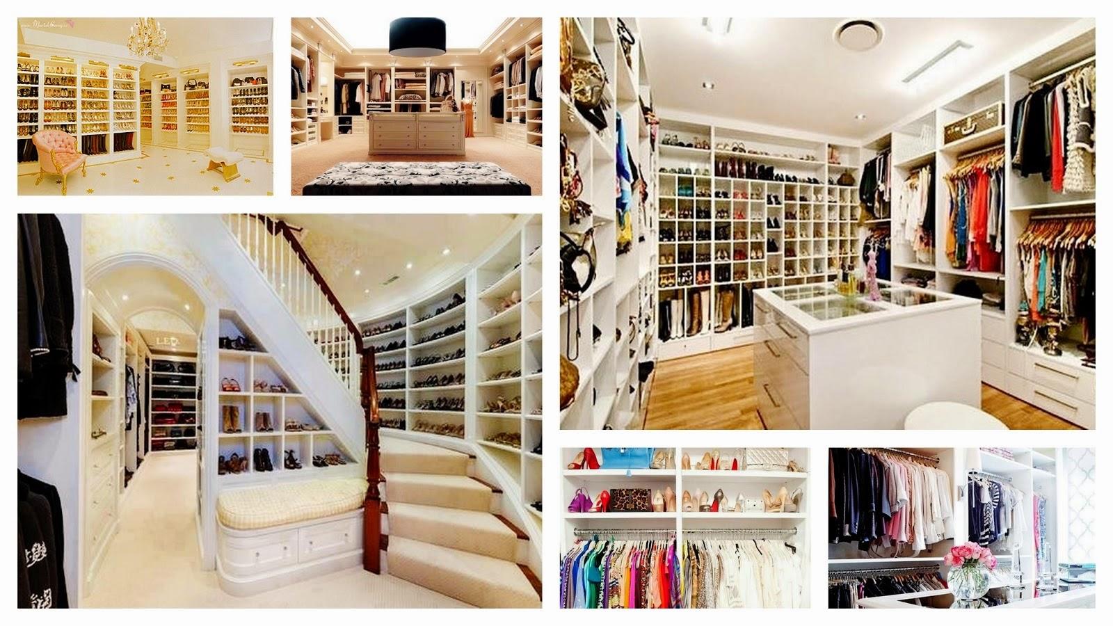 Rachel´s Fashion Room: El vestidor... la estancia más deseada de la ...