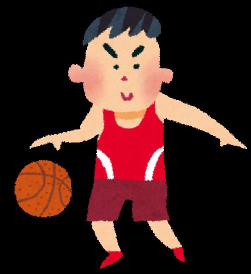 バスケで使われる「リバ」の意味