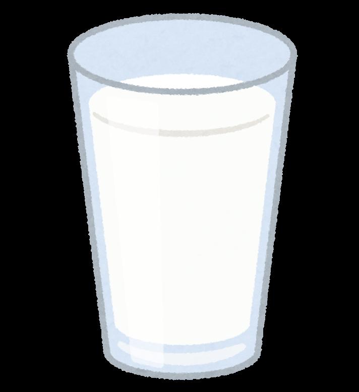牛乳のカロリー - 簡単!栄養andカロリー計算