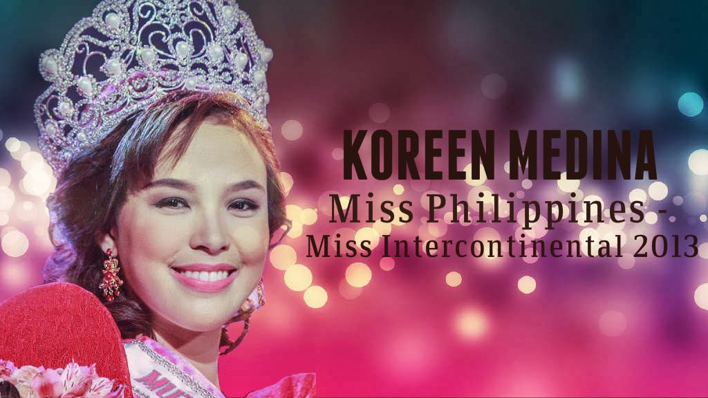 Philippines got the 3rd runner-up in Miss Intercontinental