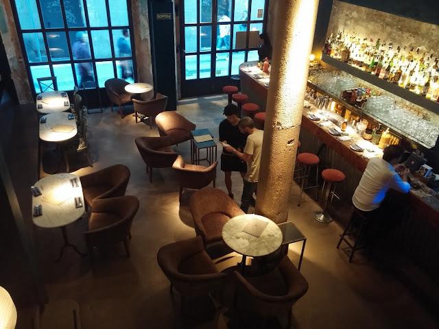 Restaurante Sant pau raval