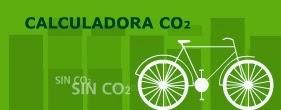 Calculadora menos contaminación en bici