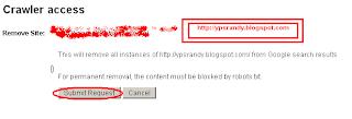 remove link broken