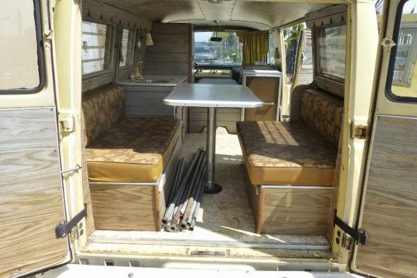Ford E Econoline Rear Cabin on 1989 Dodge Grand Caravan
