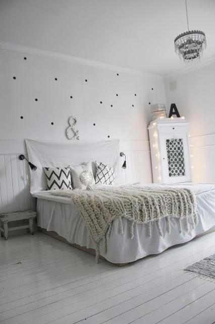 Dormitorio boho chic for Dormitorio boho