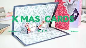 DIY - Świąteczne Kartki