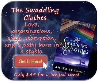 http://www.amazon.com/Swaddling-Clothes-Amber-Schamel-ebook/dp/B018BBQVCA