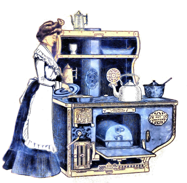 Vintage Kitchen/Assorted On Pinterest
