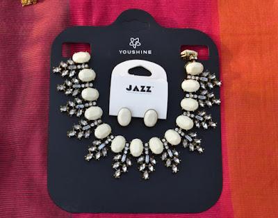 Statement neckpiece Indian Jewellery Perkymegs
