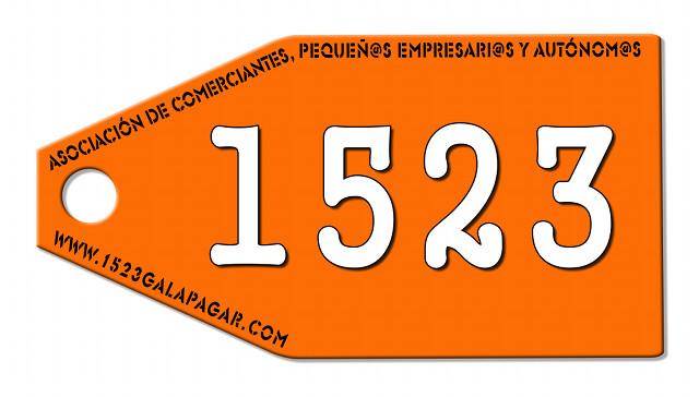 """""""1523"""" Asociación de comerciantes, pequeñ@as empresari@s y autónom@as de Galapagar"""