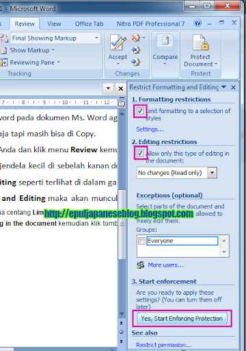 cara agar mw. word tidak bisa di edit 02