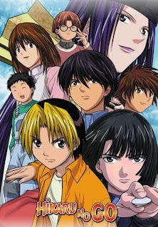 Hikaru no Go anime