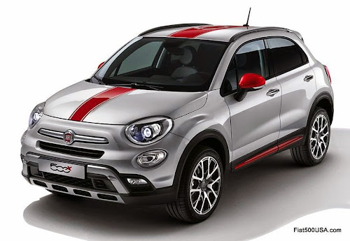 mopar gears up fiat 500x accessories fiat 500 usa. Black Bedroom Furniture Sets. Home Design Ideas