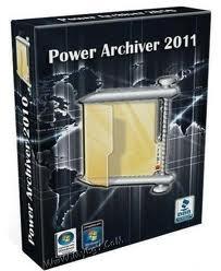 PowerArchiver, file encryption, create archive, SFX creator, convert, compression, archive