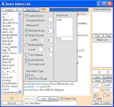 Smart Admin lite LE2