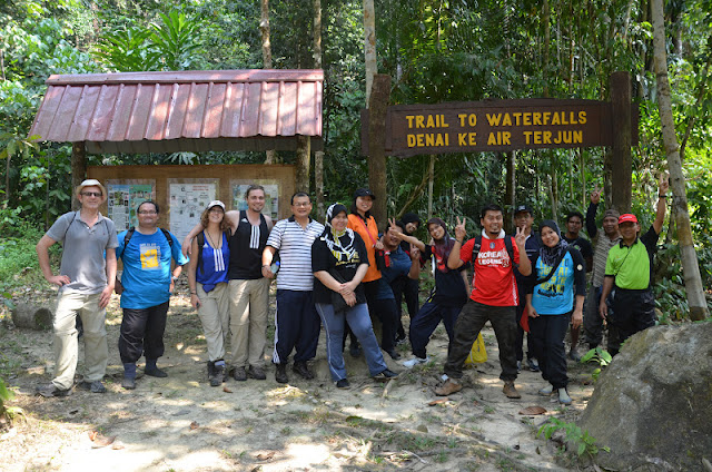 Petronas Malacca Endau Rompin Selai Adventure TeamBuilding