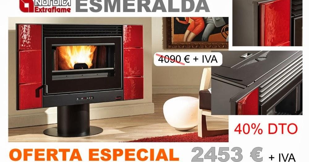 Inderen renovables ultima oferta estufa pellets esmeralda - Oferta estufa de pellets ...